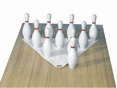 Bowling Pins Indoor Games Equipment Sports Weighted