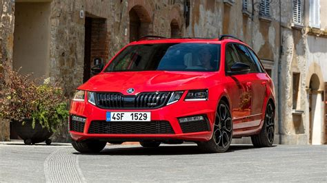 skoda octavia rs 245 tuning skoda octavia rs 245 shows its sporty side in new images