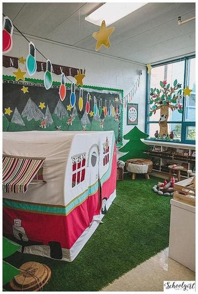 camping themed classroom bored teachers
