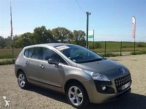 Vehicule 4x4 Occasion : voiture 4x4 suv occasion peugeot 3008 premium 1 6 hdi ~ Gottalentnigeria.com Avis de Voitures