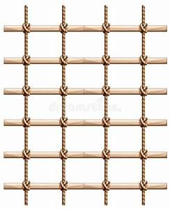 Une Corde De Bois : une barri re faite en bois et corde illustration de ~ Melissatoandfro.com Idées de Décoration