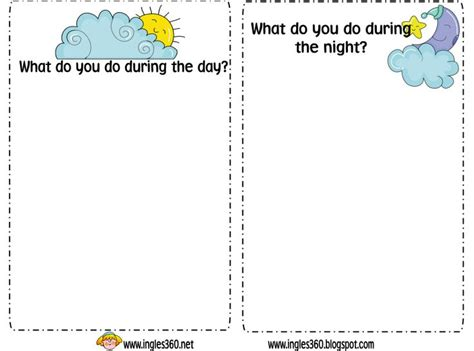 day and preschool lesson science day and