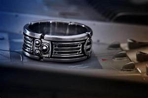 Star wars wedding ring until the force do us part bit for Star wars wedding rings