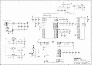 Raspberry Pi Model B Revision 2 0 Schematics  Raspberrypi  Raspberry Pi  U00ab Adafruit Industries