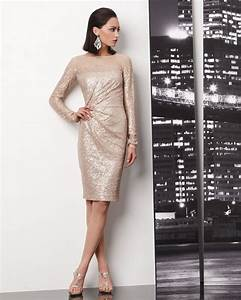 champagne sequin wedding guest dress reception dress With sequin dress for wedding guest