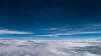 Sky Atmosphere Clouds Background Height 4k Uhd