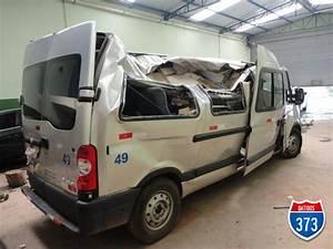 Renault Master Minibus L3h2 2 5 16l 2012 Batido  Cod  Ref