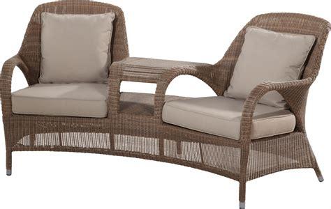 chaise de jardin en résine tressée fauteuil chaise de jardin sussex en résine tressée