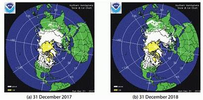 Warming Global Winter Sun Dark Cold Phase
