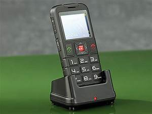 Mobile Ladestation Handy : simvalley mobile bequeme tisch ladestation f r notruf handy xl 959 ~ Markanthonyermac.com Haus und Dekorationen