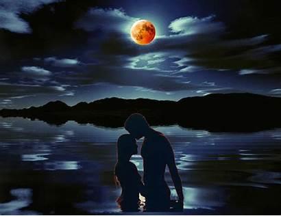 Romantic Night Romantik Gifs Couples Animated Sweet