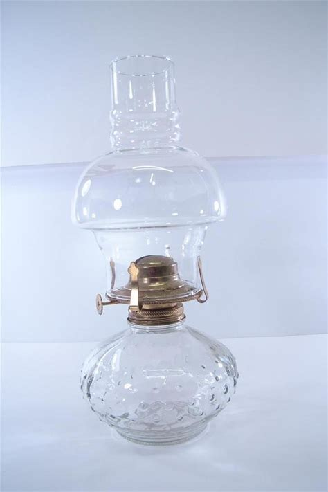 glass l chimney replacement vintage clear farms lamp lantern glass hurricane oil lamp