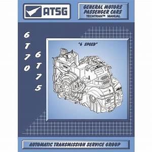 Astsg 6t70    6t75  6 Speed  Hydra