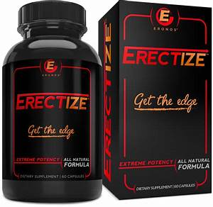 Male Enhancement By Erectize Extreme Testosterone Booster Inrcrease Libido St    614409820543