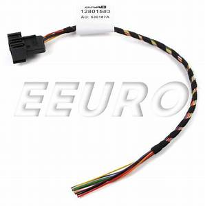 12801584 - Genuine Saab - Wiring Harness  Bluetooth