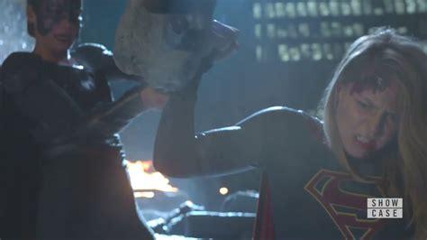 masked villainess reign   debut  supergirl