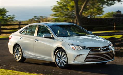 Recalled Toyota Camrys by 2016 Toyota Camry Avalon Recalled For Airbag Issue