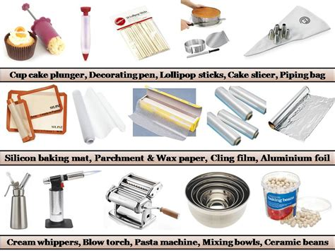 baking equipment important accessories goods types baker ask baked decorating making