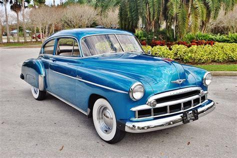 1949 Chevrolet Deluxe Fleetline