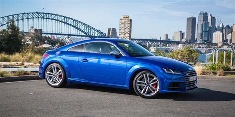 Review Audi Tt Coupe by 2017 Audi Tt S Coupe Review Caradvice