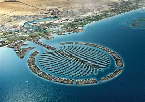 world most popular places palm island dubai