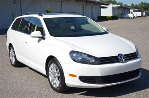 Buy Used 2010 Volkswagen Jetta Tdi Diesel Wagon Low Miles