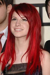 We Are Paramore Hayley Williams W Cherry Red Hair