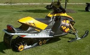 1993 Ski Doo Snowmobiles Repair