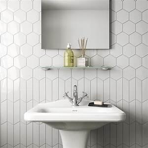 Arrows Matt White Chevron Tiles Porcelain Superstore