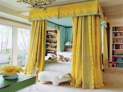 Cool Bed Canopy Ideas For Modern Bedroom Decor Toddler Room Curtains Sliding Glass Doors Curtain Ideas Damask Print Shower Pleat Tape For Suspended Ceiling Track Large Eyelets Cream Pole Gnome