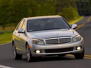 Mercedes Classe C 2009 : mercedes benz c class enhanced for 2009 exotic car image 04 of 48 diesel station ~ Melissatoandfro.com Idées de Décoration