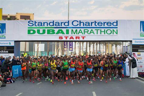 standard chartered dubai marathon  part