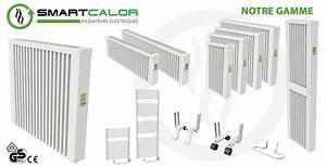 Radiateur Electrique Economique : radiateurs electriques smartcalor ~ Edinachiropracticcenter.com Idées de Décoration