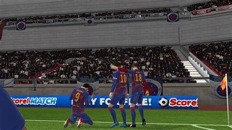 Barcelona Vs PSG   Dream League Soccer 2019 Gameplay - YouTube
