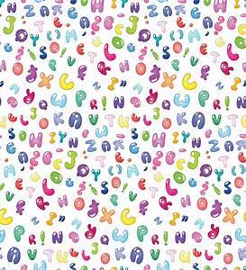 Print a Wallpaper Alphabet Wallpaper by Print A Wallpaper ...