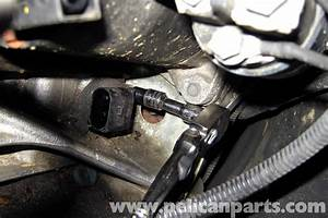 Bmw E46 Crankshaft Sensor Replacement