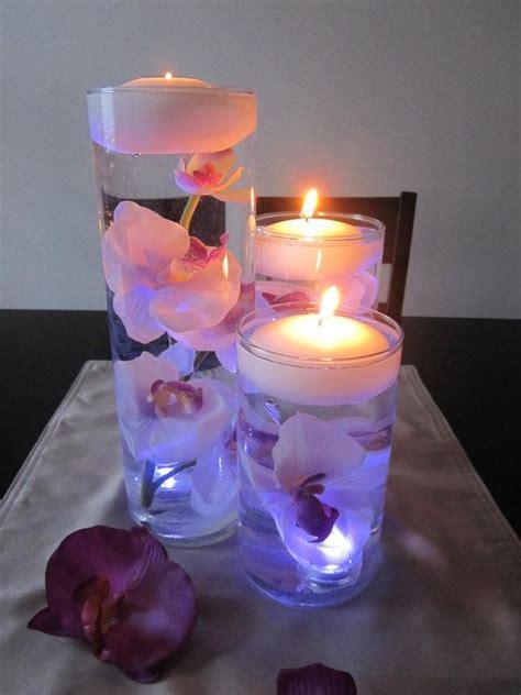 DIY Floating Candle Centerpieces Tutorial   BeesDIY.com