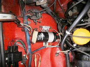 Distributor Wiring And Coil Wiring   Mga Forum   Mg
