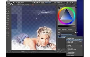 Krita screenshot #3