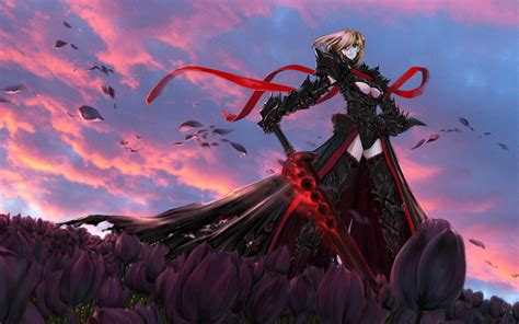 Fate Zero Wallpaper 1080p Fate Stay Night Full Hd Wallpaper And Background 2560x1600 Id 195697