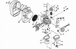 Craftsman Gas Brushwacker Parts