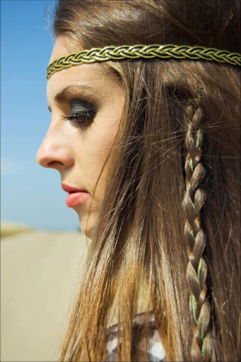70s Hippie Hairstyles by 70 S Hippie Makeup And Hair Mugeek Vidalondon