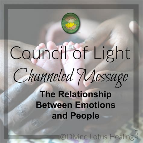 Council Of Light by Council Of Light Channeled Message The Relationship