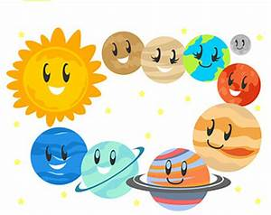 Cute Planets - Pics about space
