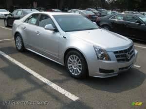 cadillac cts transmission 2011 cadillac cts 4 3 0 awd sedan in radiant silver
