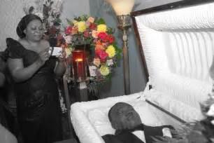 Paul Williams Temptations Funeral