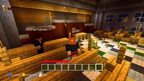 minecraft xbox  epic court house creation youtube