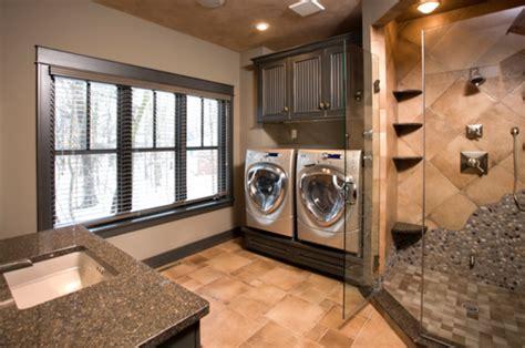laundry in the bath laundry bathroom combo laundry room