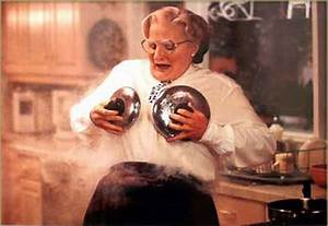 Mrs Doubtfire | Learn To Love Eating In