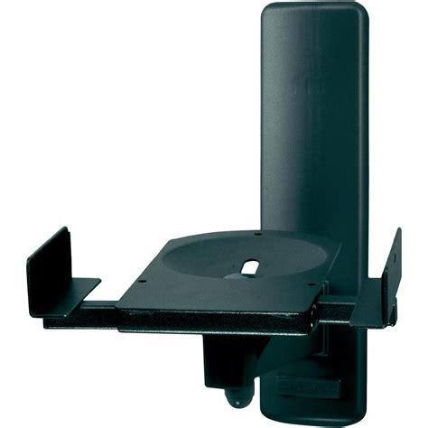 support mural pour haut parleur b tech bt77 inclinable mobile noir 1 paire vente support
